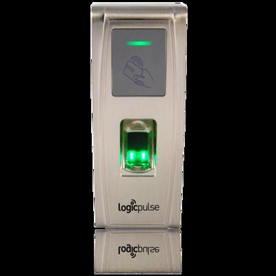 Imagem de Terminal de acessos Metálico Biométrico E Cartão Proximidade [ASMA300]