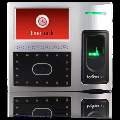 Terminal de Acessos e/ou Assiduidade multi-biométrico, impressão digital, facial e RFID