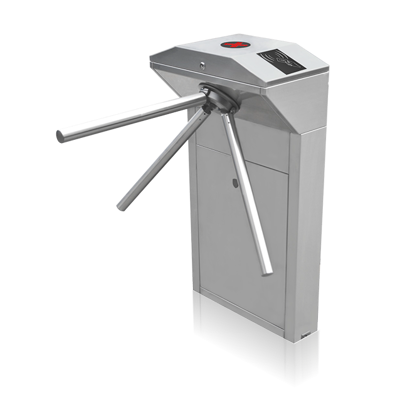 Torniquete simples de acessos em Inox TS10P