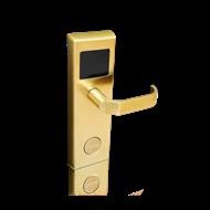 Fechadura de hotel Dourada RFID- Bali