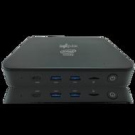 PCDesktop TV InfoScreen/servidor para Gestão de Filas