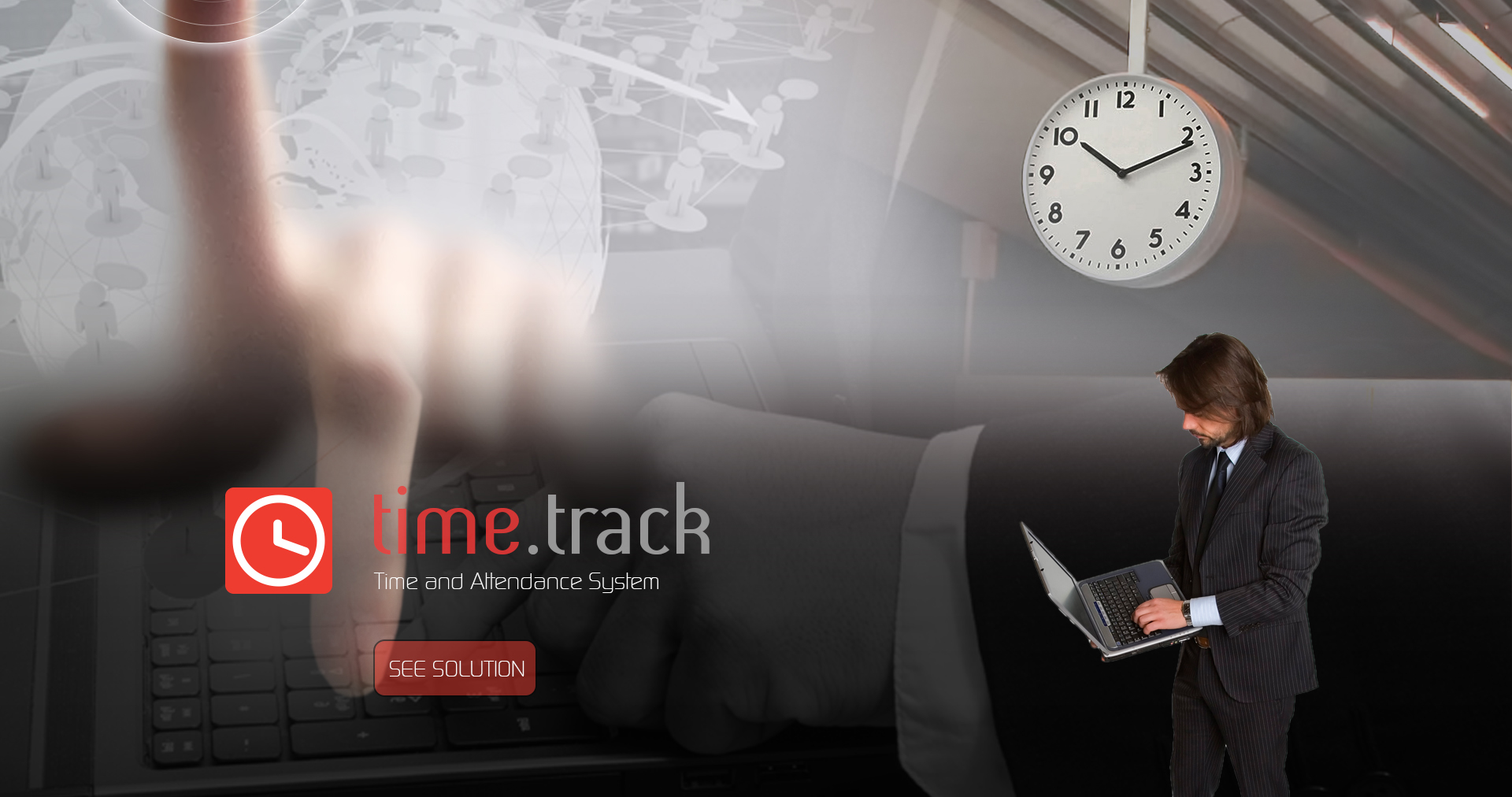 time.track - Time and Attendance System