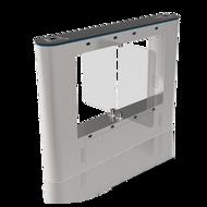 Torniquete de acessos / Barreira de Acessos com porta em vidro TL52