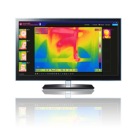 Software para medição de temperatura, Sistema de deteção corporal, Temperatura Corporal Online, Análise de Febre, Módulo access.track - medição de temperatura corporal, controlo de acessos com medição de febre