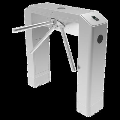Torniquete simples de acessos em Inox TS20