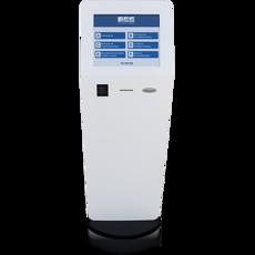 Dispensador de Senhas Quiosque multimédia Windows - Branco